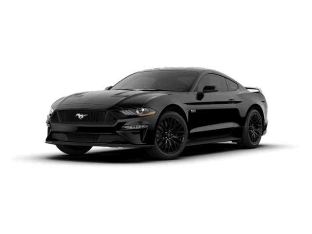 New 2019 Ford Mustang GT Premium Coupe 1FA6P8CF6K5125746 for sale in Indio, CA